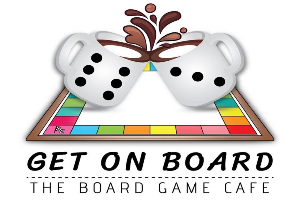 Get on Board the Board game cafe